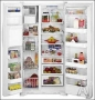 Maytag Side-by-Side Refrigerator MSD2756GE