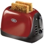 Oster 6307 Inspire 2-Slice Toaster, Red