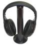 FM HiFi WIRELESS HEADPHONES 5 in 1 Super Bass Cordless EARPHONE by WOLVOL
