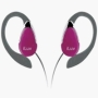 iLuv I201PINK Lightweight Ear Clip Headphone (Pink)