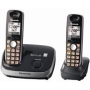 Panasonic KX-TG6512B DECT 6.0 Plus Expandable Digital Cordless Telephone