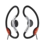 Sony Active Style Headphones with Soft Loop Hangers for All MP3, MP4, iPod, iPhone, Portable CD, Tape, Cassette Audio Players - Designed for Jogging,