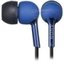 Sony High Performance Earbud Style Stereo Headphones (Model# MDR-EX55LP-Blue)
