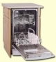 Avanti 18 Inch Built-in Dishwasher