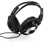 Cta Digital Black Perfect Sound Noise Cancelling