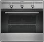Indesit FI 31 K.B IX GB - Oven - 60 cm - built-in - Class B