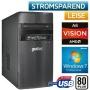 #3605 Windows7 Professional 64BIT ECO-TEC Gaming / Office / Multimedia PC Front USB3.0 AMD Llano A6-3670K 4x2.7GHz +Arctic Alpine64 Pro/MSI A75MA-P35