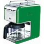 De'Longhi kMix 5-Cup Coffee Maker - Green