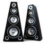 Pair LTC SP-800 4-way Pyramid Hifi Speakers
