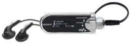 Sony NW-E403 Rot
