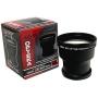 Opteka 3.2x HD² Telephoto Lens for Canon Powershot G10 Digital Camera