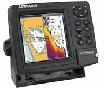 Lowrance LMS-520C Sonar / Chart Plotter / GPS