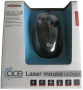 Ace MLUC100 - Mouse - laser - 7 button(s) - wired - USB - pearlescent
