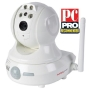 EyeSpy247PTZ Pan, Tilt & Zoom WiFi Internet Video Camera With Night Vision and Auto Set-up