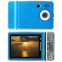XO Vision - Ematic 4GB Video MP3 Player-Blue