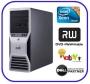 Dell GAMING PC Computer Precision 490 DUAL CORE 3.2GHZ (3.2GHZ x 2 =6.4GHZ) 2GB WINDOWS XP DVD+/-RW