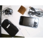 i9+++ PDA SmartPhone Dual SIM Card Touchscreen Dual SIM Quadband Mobile Phone 6 sliding pages