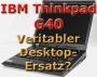 IBM Thinkpad G40