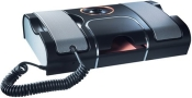 Boynq NOTONEBK NoTone PC Speaker with VOIP Handset (Black)
