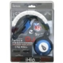 NFL Tennessee Titans Team Logo DJ Headphone