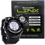 BRAND NEW 2014 SKYCADDIE LINX GPS GOLF WATCH -NO ANNUAL FEE -BLACK