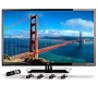 "LG 55"" 3D 1080p 120Hz LED HDTV with 4 Pairs 3D Glasses"
