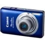Canon ELPH 100 HS PowerShot Digital Camera (Blue)