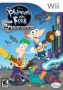 Phineas and Ferb: Across the 2nd Dimension- Wii