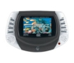 Dual Electronics XDVD180 7 in. Portable DVD Player