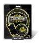 Maxell AMP-Y Amplified Heavy Bass Headphone (Yellow)