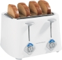 Hamilton Beach 24625 4 Slice Extra-Wide Slot Toaster