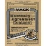 Mack 5 Year Diamond Service Contract for Digital Cameras, Video Cameras, Lenses Binoculars, Telescopes, Flash and Lighting with a Retail Value of up t