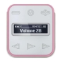 Memorex - Clip & Play 2GB MP3 Player - Pink