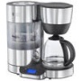 Russell Hobbs Purity Filter Coffee Maker - Metallic