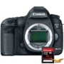 EOS 5D Mark III 22.3 MP Full Frame CMOS Digital SLR Camera (Body) and 32 GB Extreme HD Video Secure Digital Memory Card 45MB/s (Class10) Bundle.