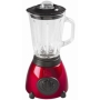 Kalorik Metallic Red 48 oz. Countertop Blender with Glass Jar BL-16911