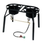 Bayou Classic Dual Burner Outdoor Cooker  DB250