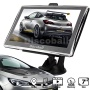 """DISCOBALL® 7"""" Inch Touch Screen Car GPS Navigation SAT NAV UK EU Maps FM POI SpeedCam MP3 MP4 TF Card Supported Function 8GB 128MB"""