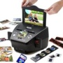 NEW! PS9700(with 4GB) 3-in-1 Digital Photo/Negative Films/Slides Scanner with built-in 2.4 LCD Screen with FREE 4GB SDHC Memory Card