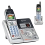 AT&T E6012B - 5.8 GHz Digital Dual Handset Answering System