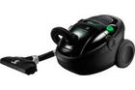 Electrolux Ultra Silencer ZUSG 3000 - Vacuum cleaner - black/green
