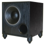 "Precision Acoustics 8"" 100-Watts Subwoofer (CLASSIC100S)"