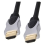 1.5m HDMI Cable - Professional Quality / 1080p (Full HD) / v1.3 (The Latest) / Audio & Video / 24k gold Plated / Stylish Metal Finish