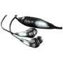 IBLINK BLW1 Earbuds with LED Lights (Black with White LED Lights)