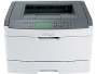 Lexmark E460dn - Printer - B/W - duplex - laser - Legal, A4 - 1200 dpi x 1200 dpi - up to 40 ppm - capacity: 300 sheets - Parallel, USB, 10/100Base-TX