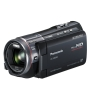 Panasonic X900M Full HD 1920 x 1080p (50p) 3D Ready Camcorder with Built-In Viewfinder - Black (3MOS Sensor, 23x Intelligent Zoom, 32GB Built-in Flash