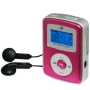 GPX - 1GB Digital Audio Player - Pink
