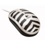 Logitech Zebra Optical 3-Button Mini Scroll Mouse