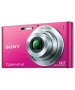 Sony W Series DSCW320P 14MP Compact Digital Camera - Pink.