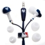 MLB Nes Group New York Yankees Batting Helmet Earbuds